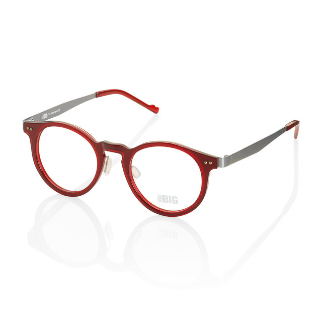 BBIG 601-Stainless steel base - Deep-red-H03