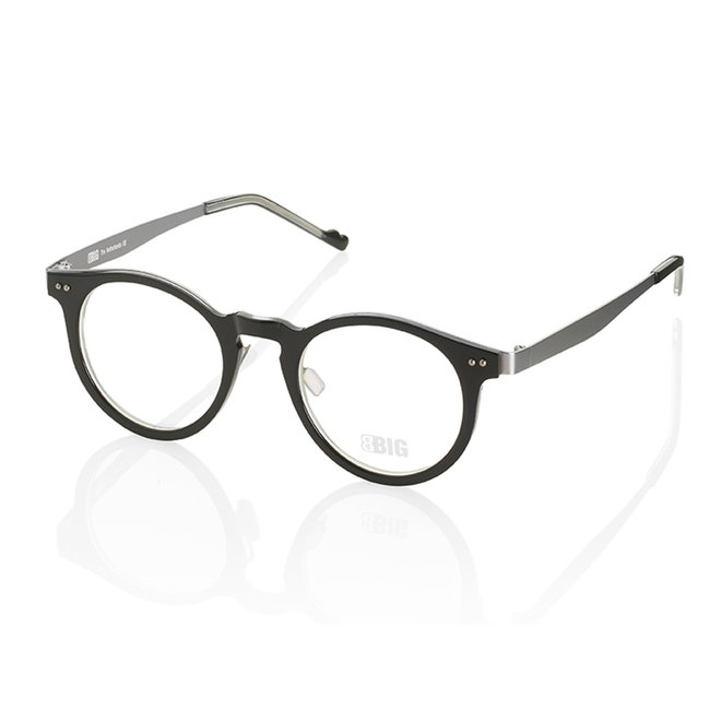 BBIG 601-Stainless steel base - Black-H04