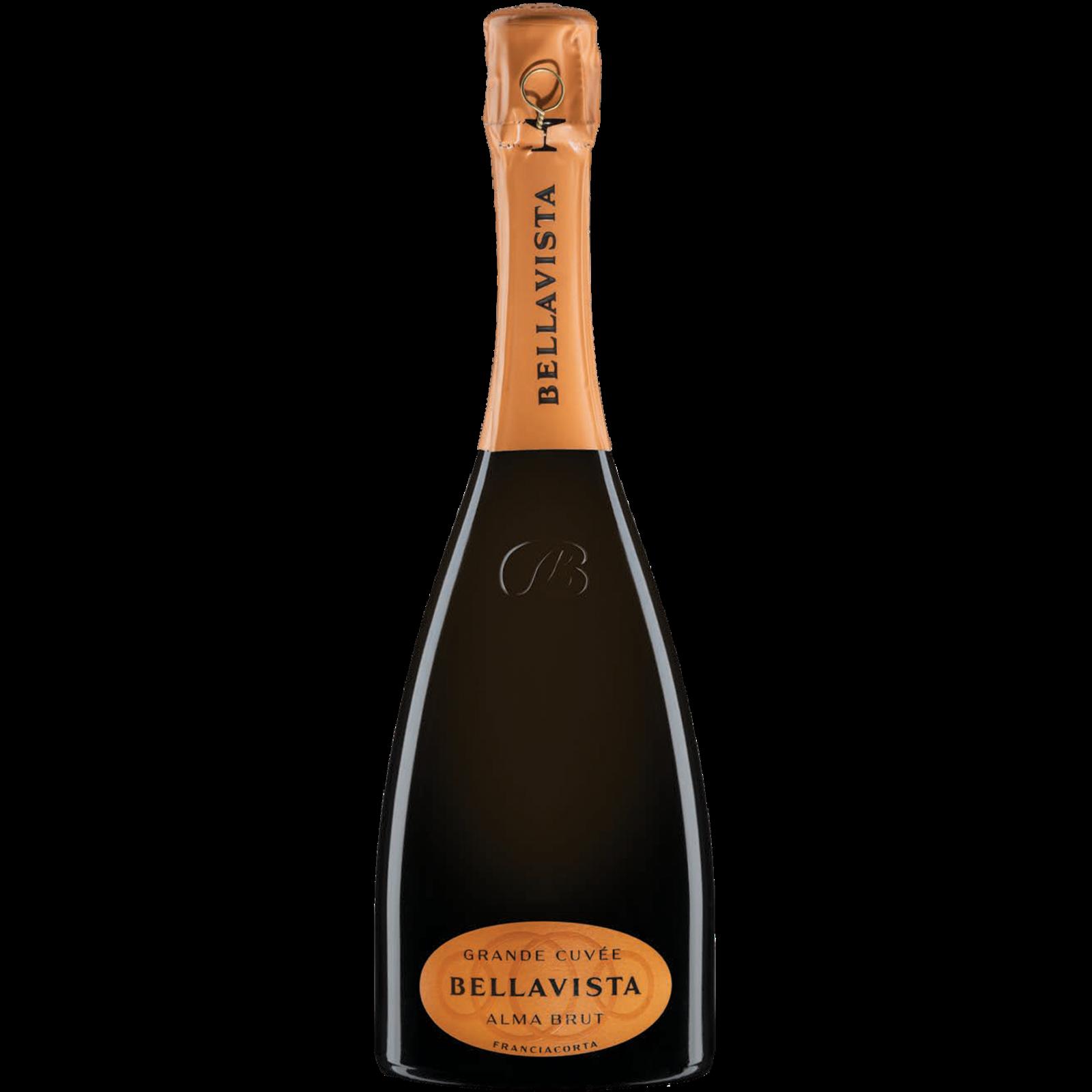 Bellavista Franciacorta Bellavista Alma Gran Cuvée Brut (0,375)