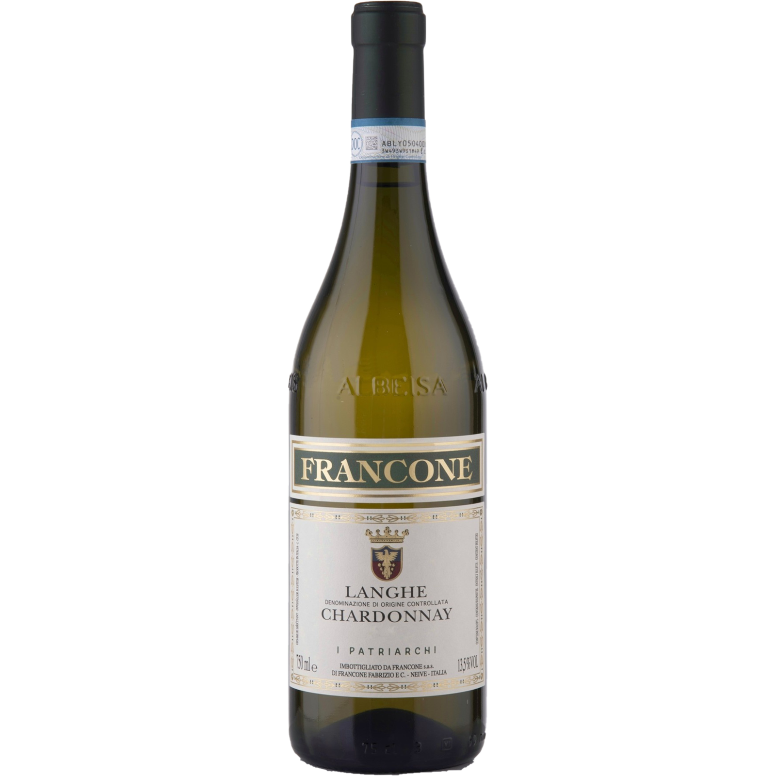 Francone Francone Langhe Chardonnay I Patriarchi 2019