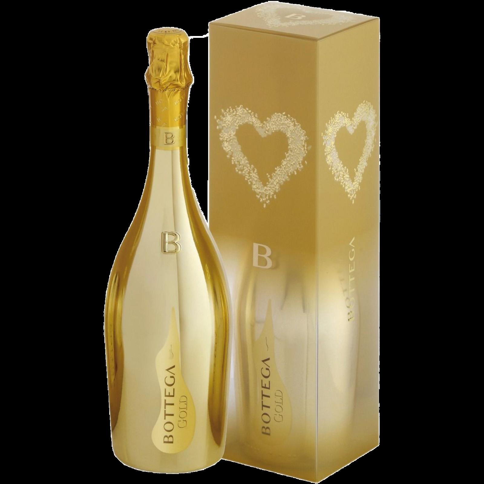 Bottega Bottega Gold Prosecco Geschenkverpakking