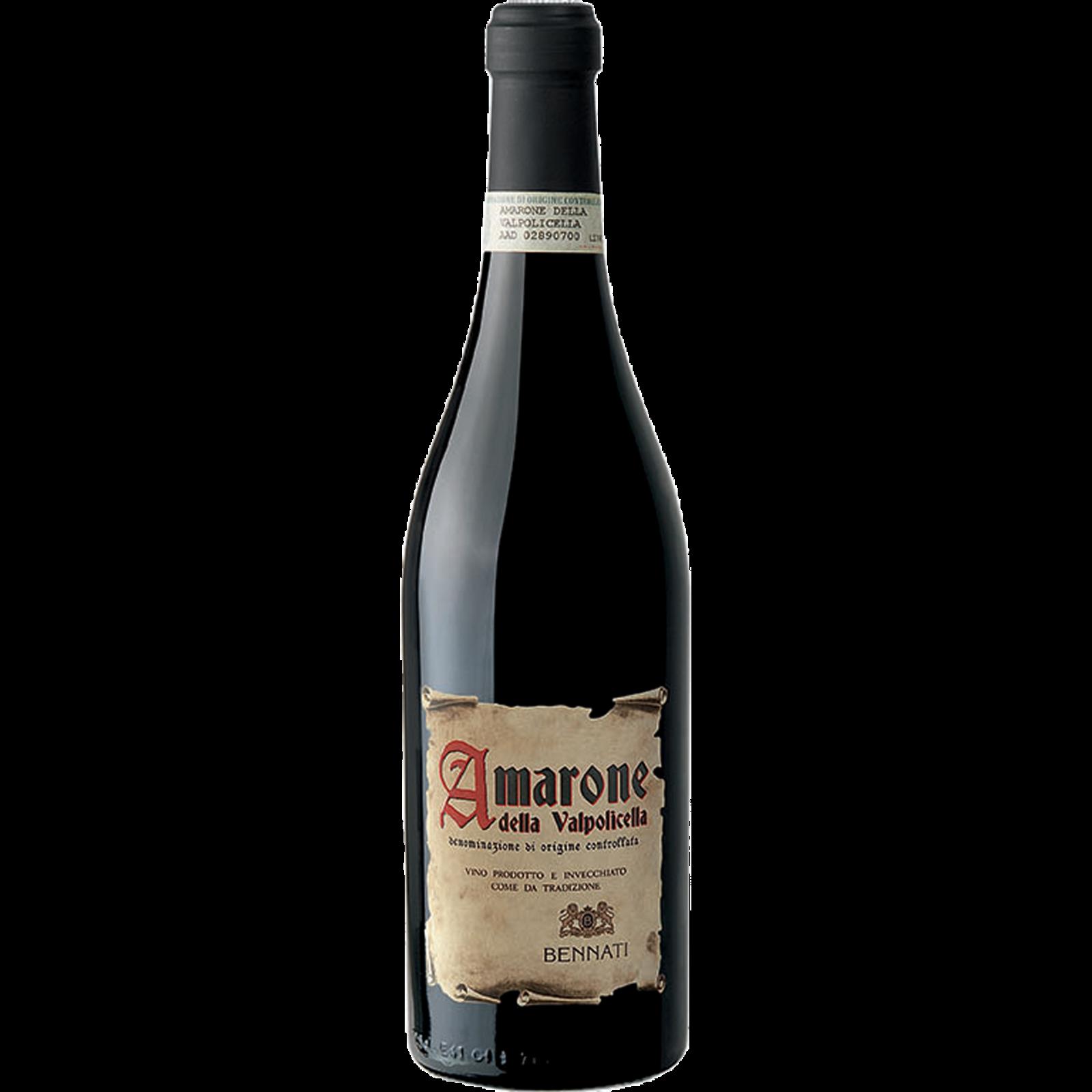 Casa Vinicola Bennati Casa Vinicola Bennati Amarone della Valpolicella 2016 (1/2 fles)