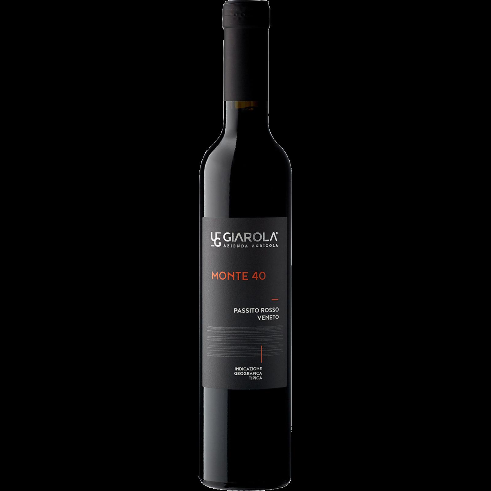 Vini Giarola Giarola Monte 40 Passito Rosso 2015