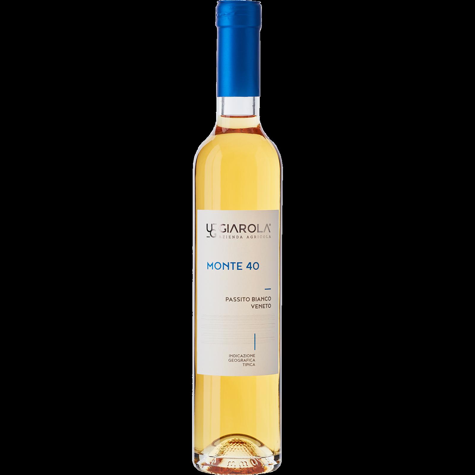 Vini Giarola Giarola Monte 40 Passito Bianco 2013