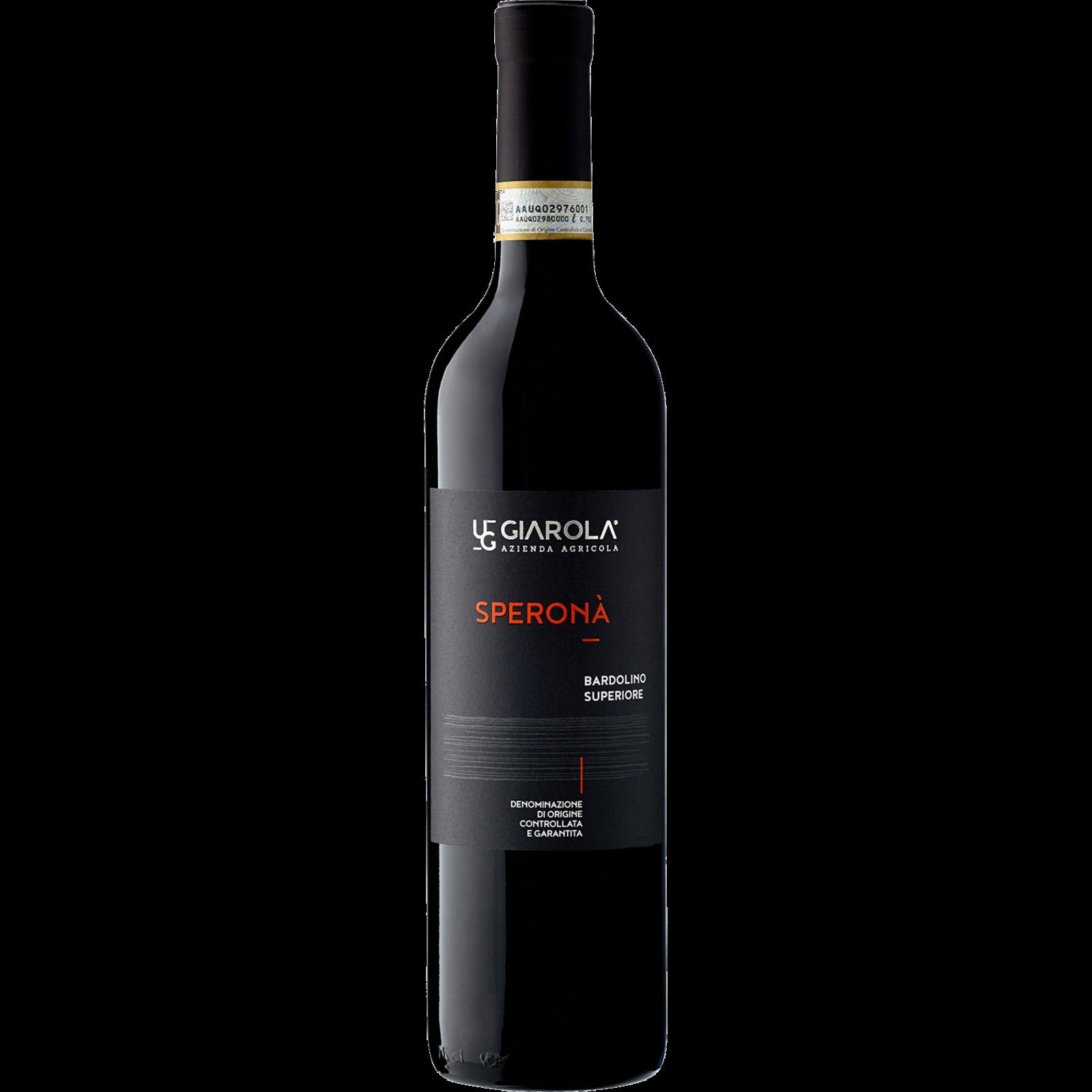 Vini Giarola Giarola Sperona  Bardolino Superiore 2018