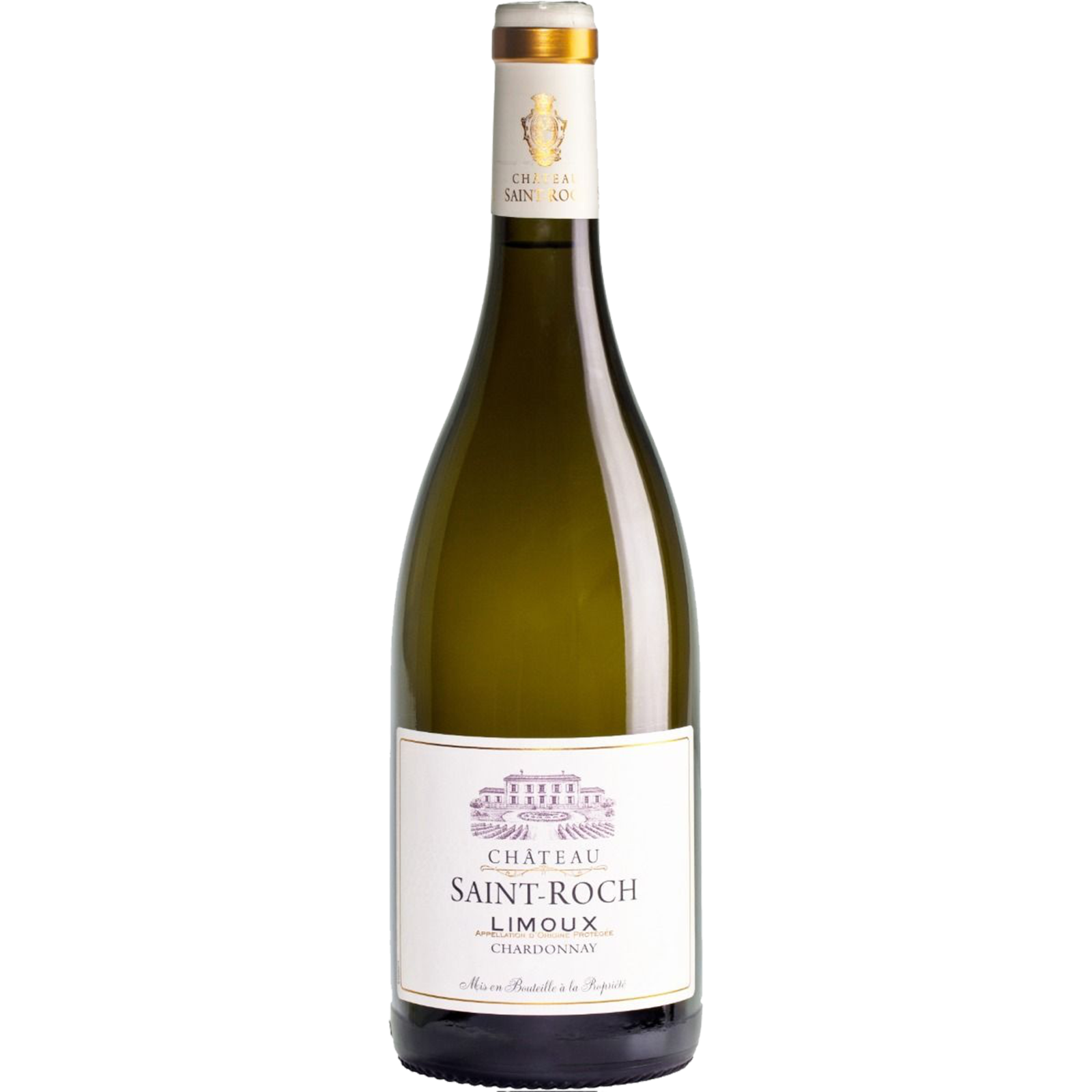 Chateau Saint Roch Chateau Saint Roch Chardonnay Limoux 2020