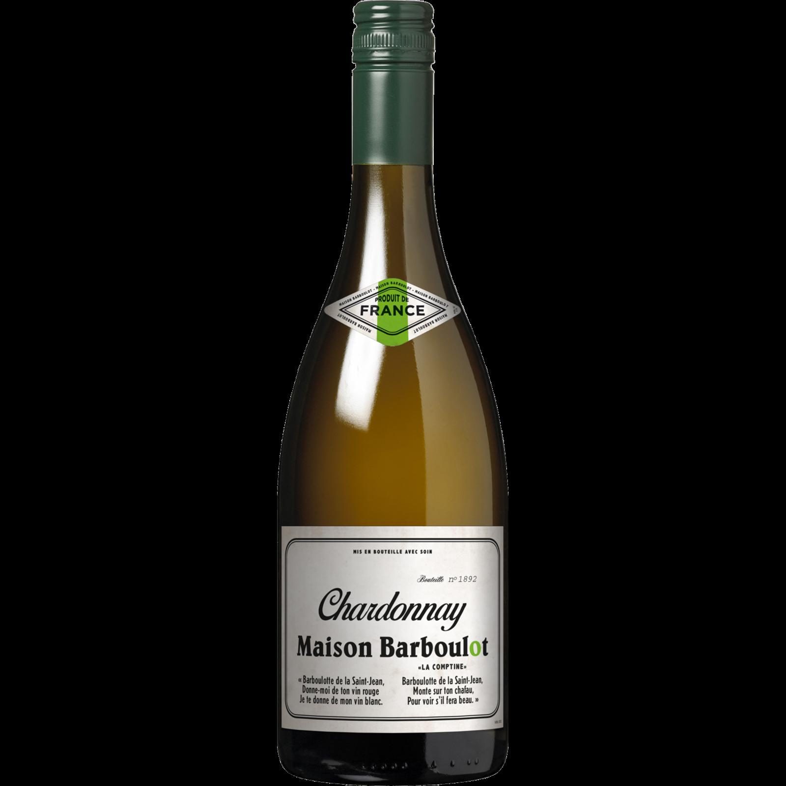 Maison Barboulot Maison Barboulot Chardonnay 2020
