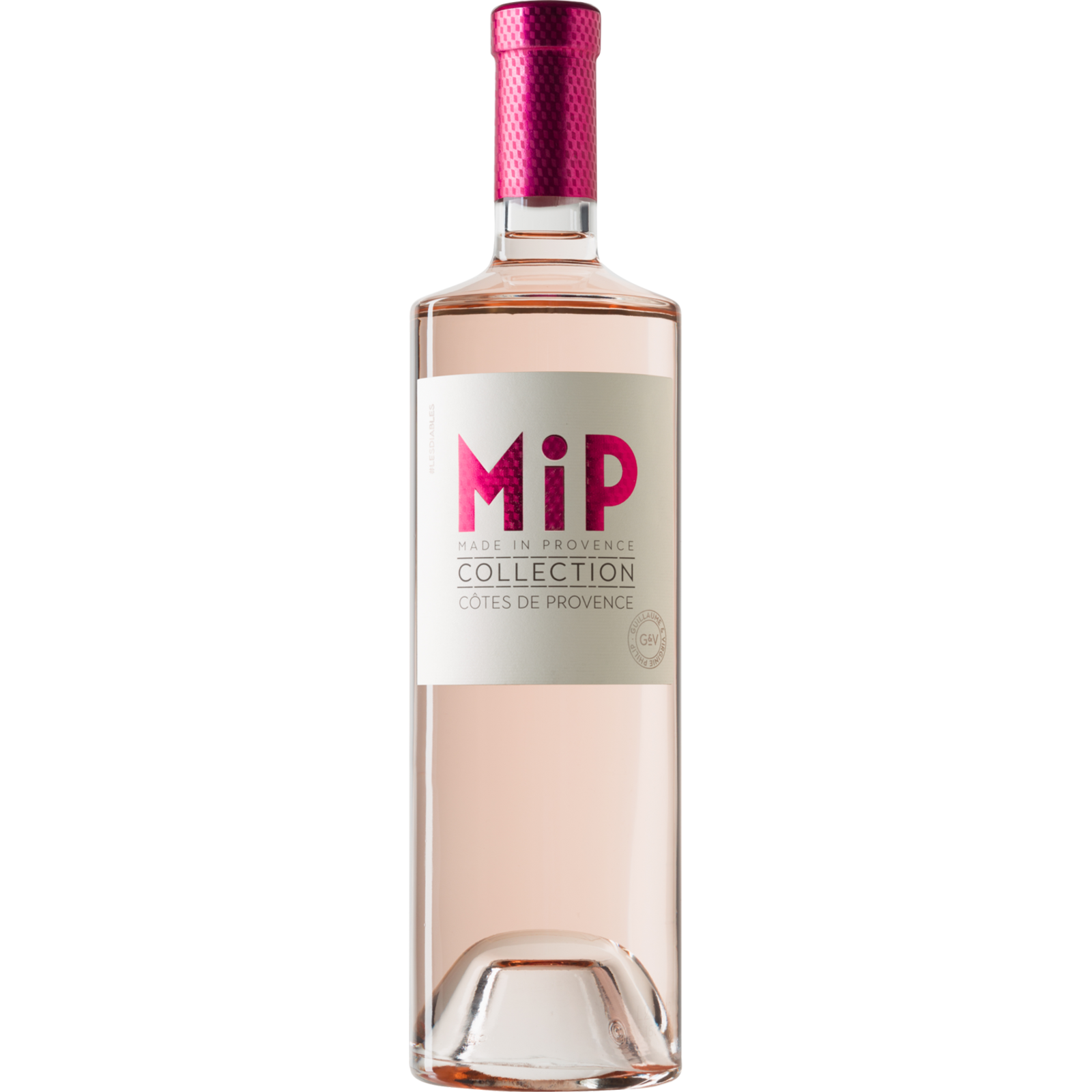 MIP Le Domaine des Diables Guillaume & Virginie Philip MIP Collection Rosé 2021