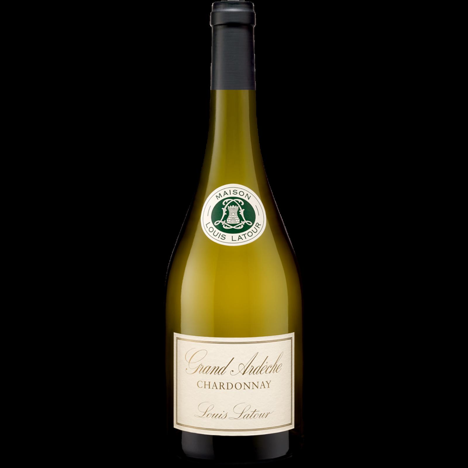 Louis Latour Louis Latour Grand Ardèche Chardonnay 2018