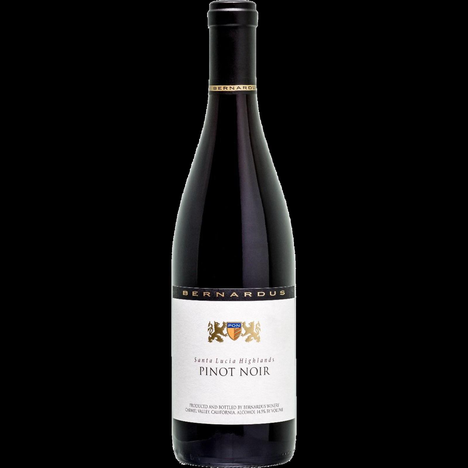 Bernardus Vineyards & Winery Bernardus Santa Lucia Pinot Noir 2018