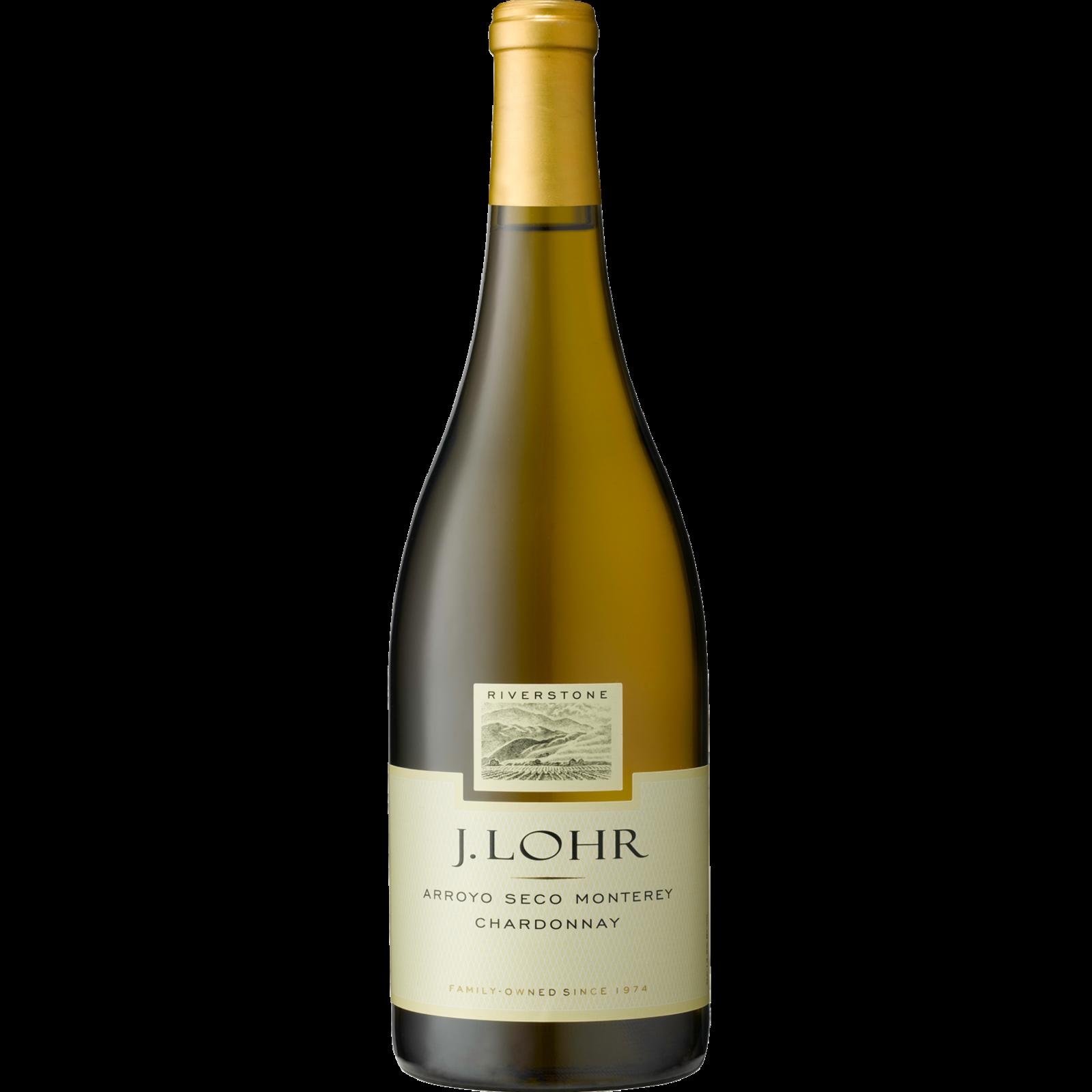 J Lohr Winery J Lohr Winery Chardonnay Riverstone Monterey 2019
