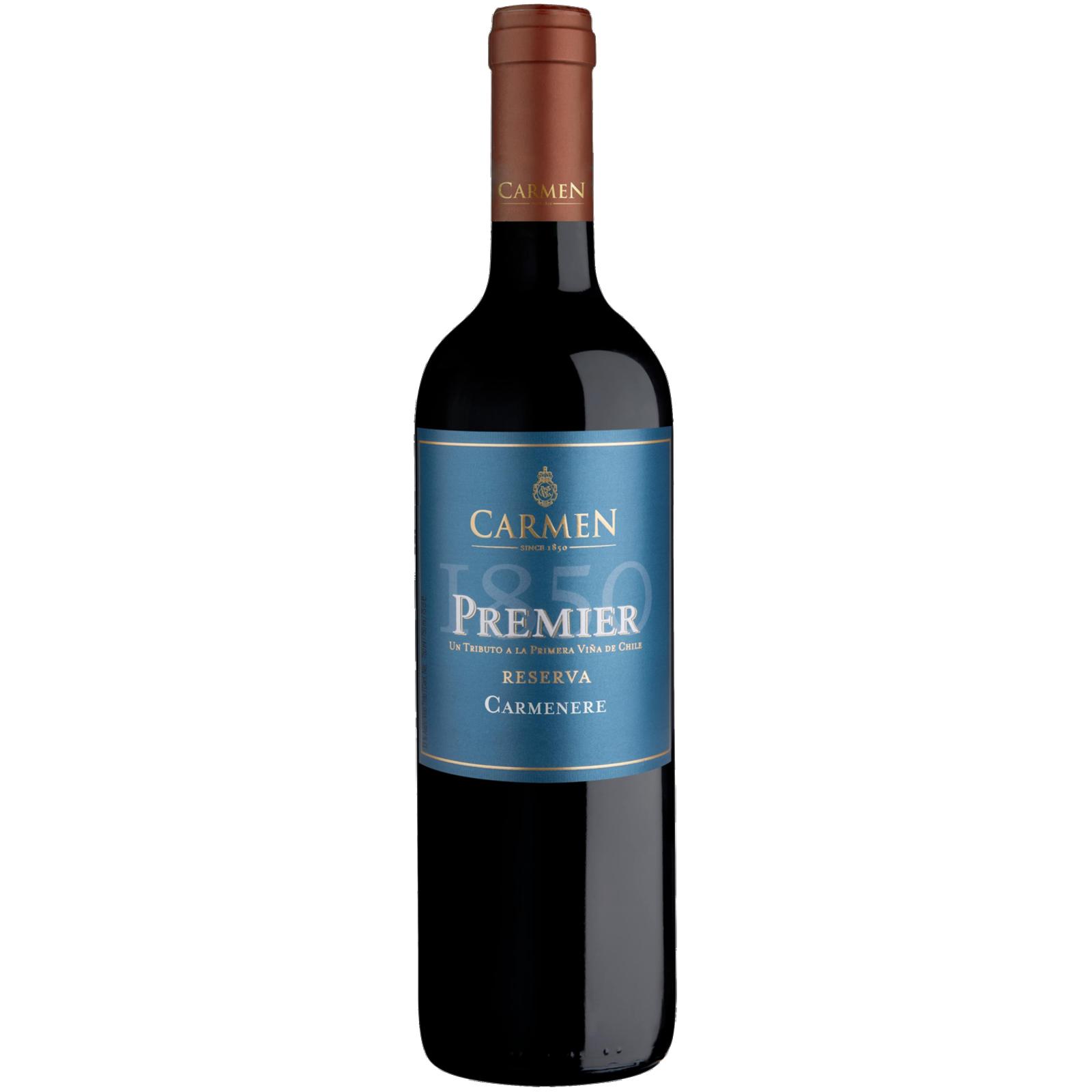 Carmen Vineyards Carmen Carmenere Reserva 1850 Premier 2018