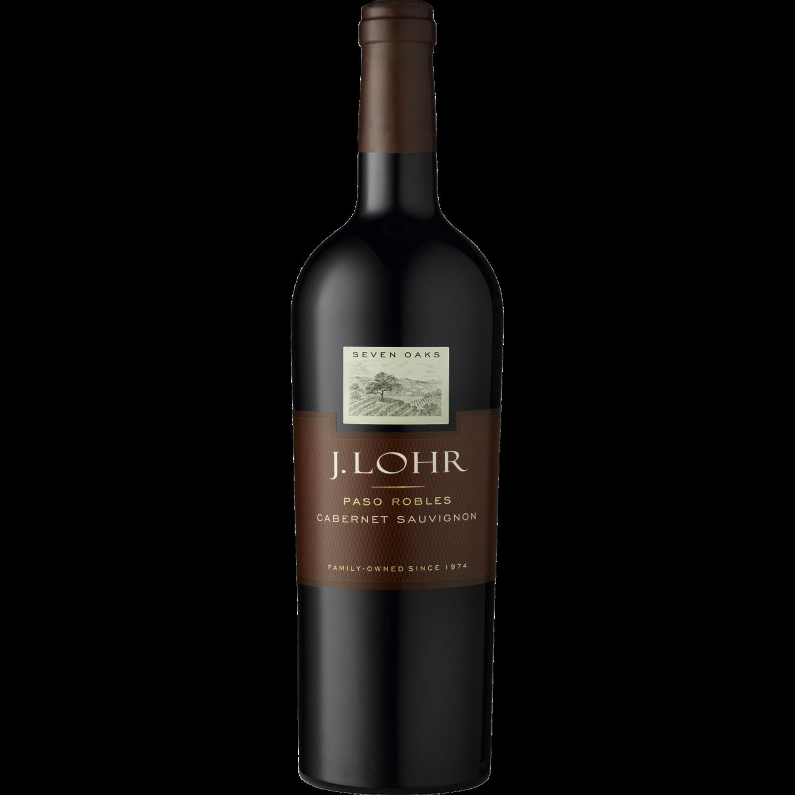 J Lohr Winery Paso Robles Cabernet Sauvignon 2018