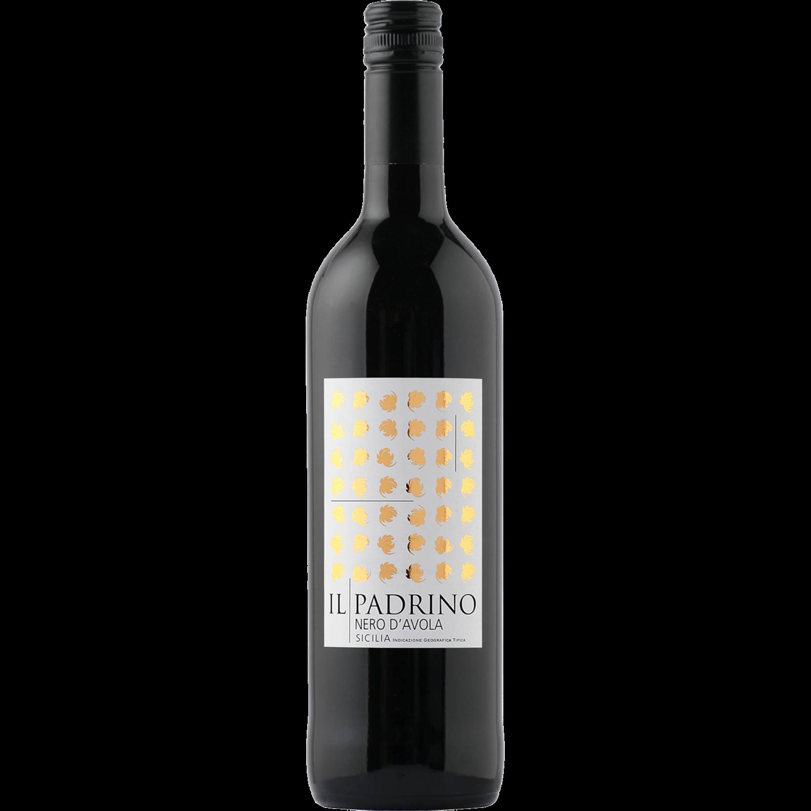 Mondo Del Vino Il Padrino Nero d'Avola Terre Siciliane 2019