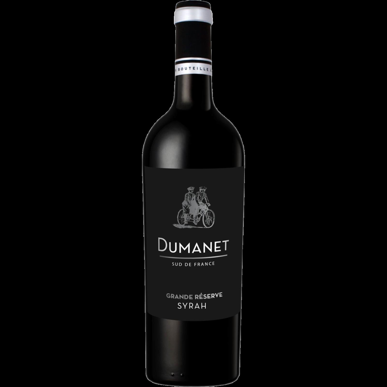 Dumanet Dumanet Syrah Grande Réserve 2020