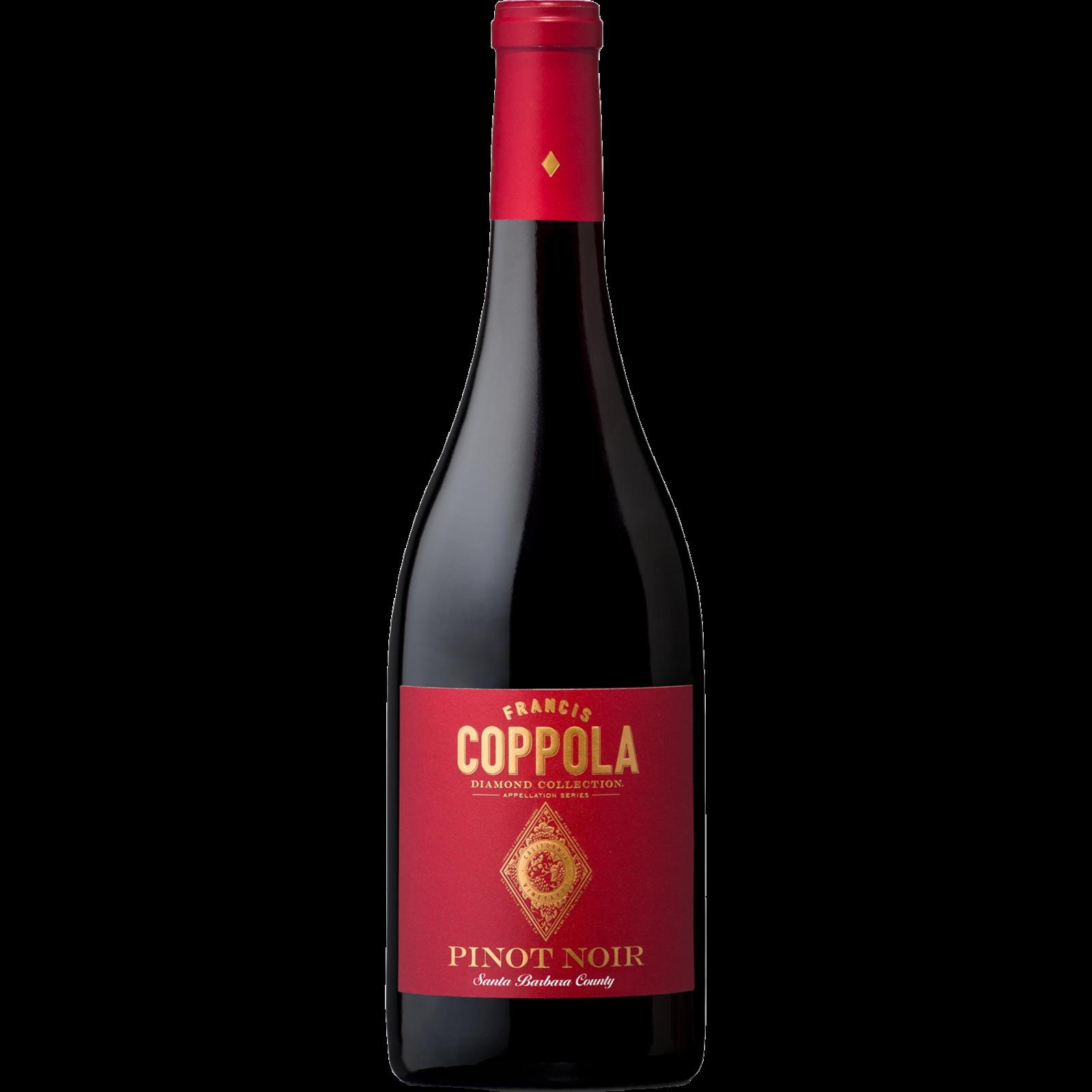 Francis Ford Coppola Winery Francis Coppola Santa Barbera Pinot Noir Diamond Collection 2020