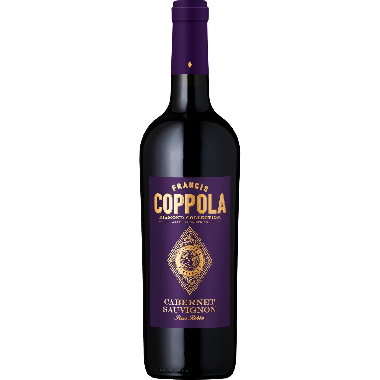 Francis Ford Coppola Winery Francis Coppola Cabernet Sauvignon Paso Robles Diamond Collection 2019