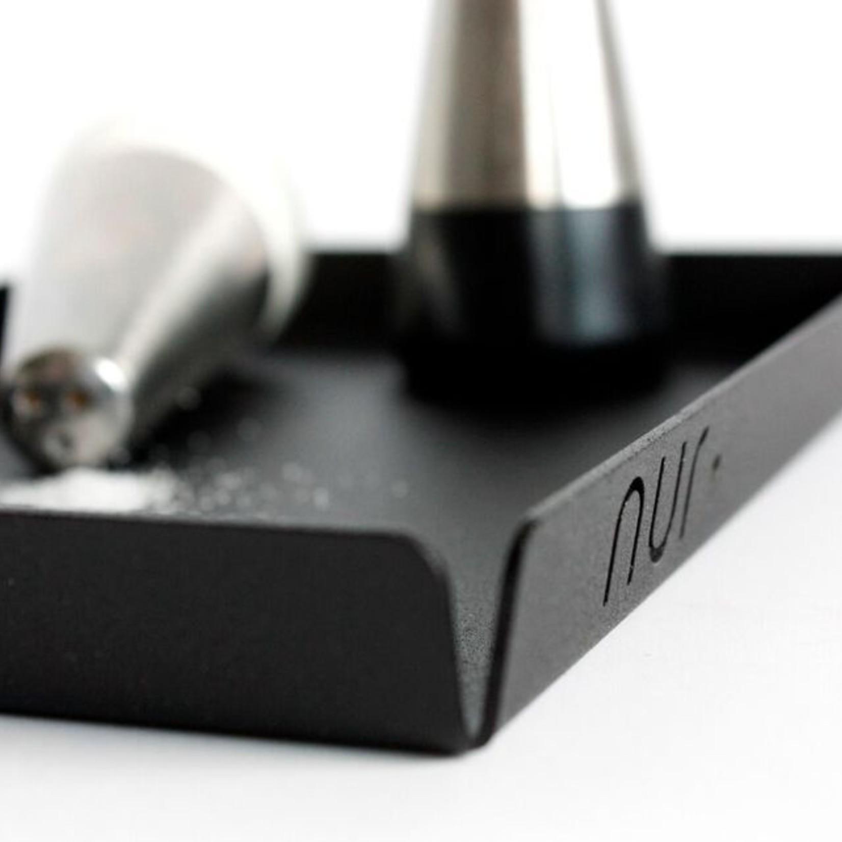 Nur Design Studio Nur tray S (zwart)