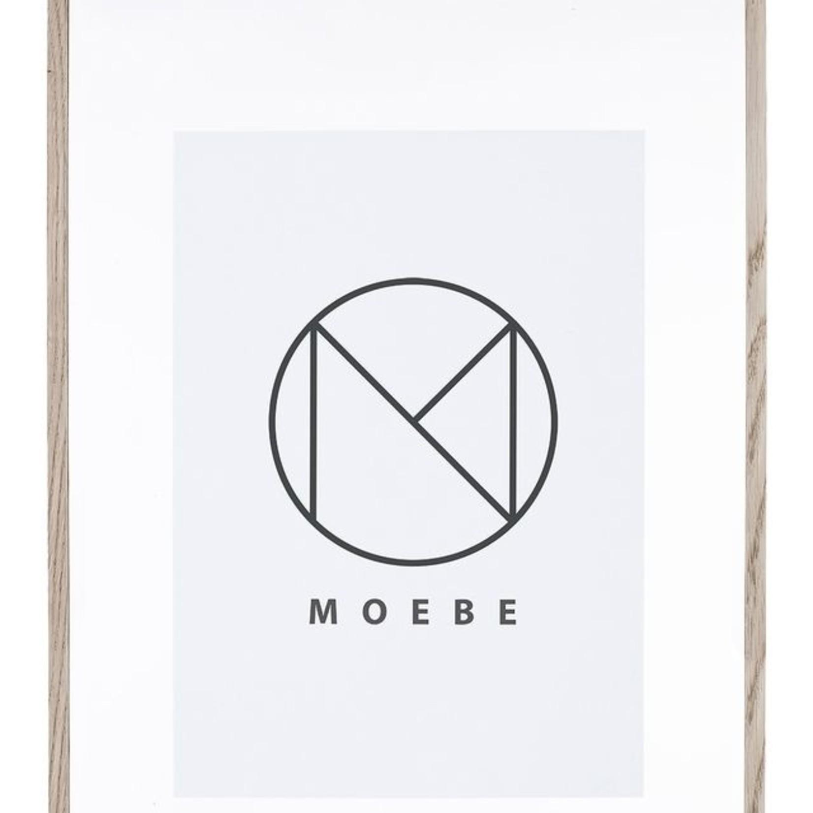 Moebe Moebe frame, oak, A2