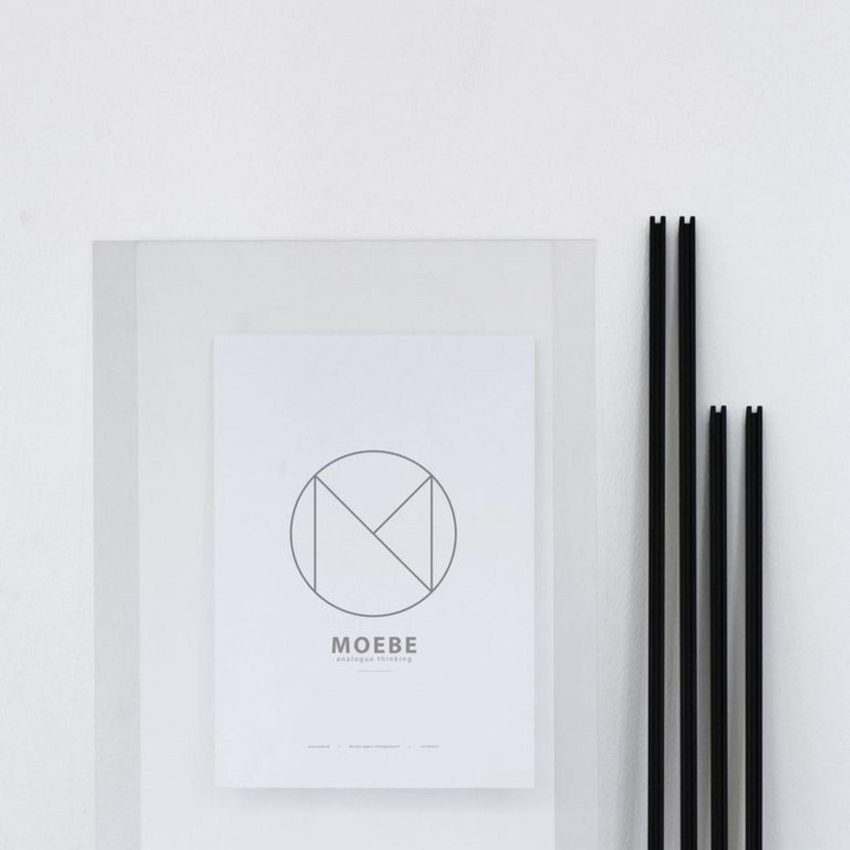 Moebe Moebe frame, zwart, A3
