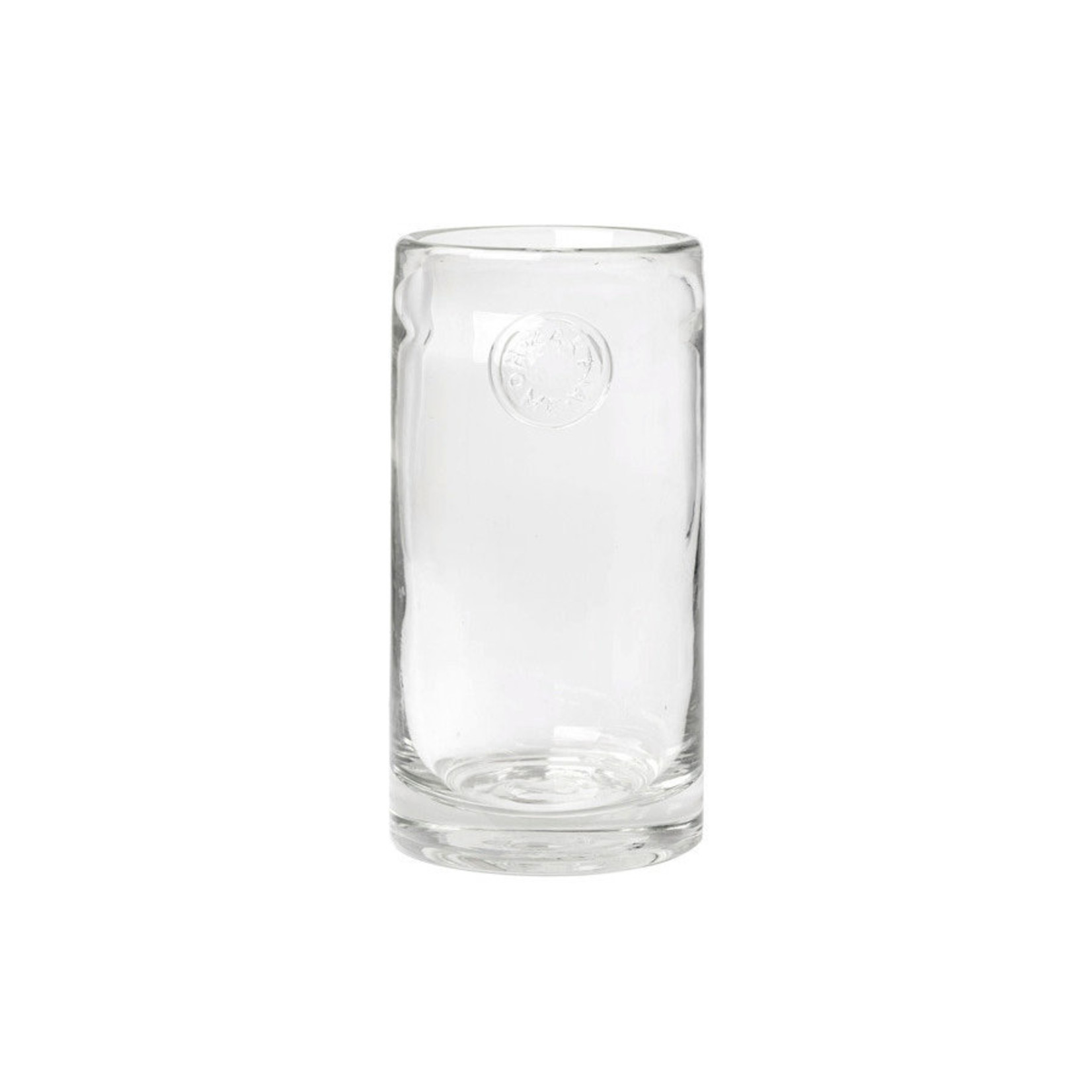 Zakkia Zakkia, vaas doorzichtig glas