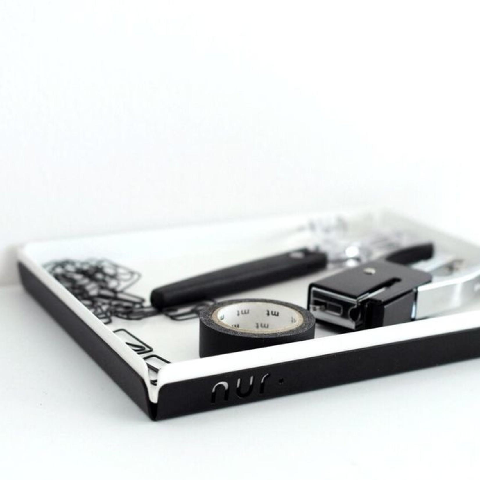Nur Design Studio Nur tray S (wit)