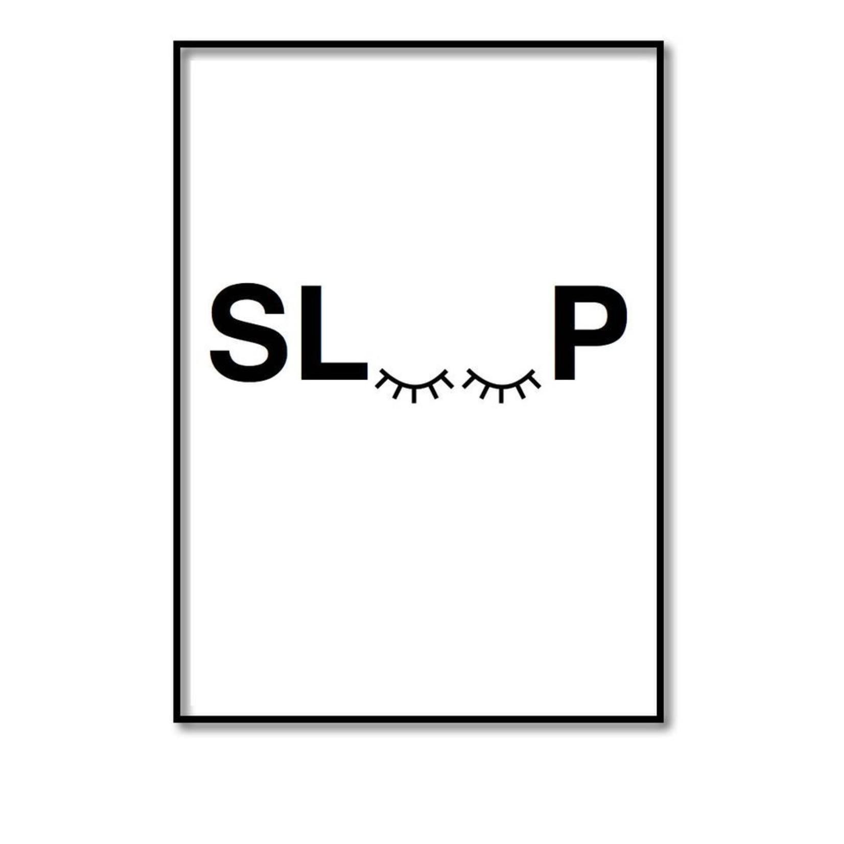 Pixelposter - Sleep (A4)
