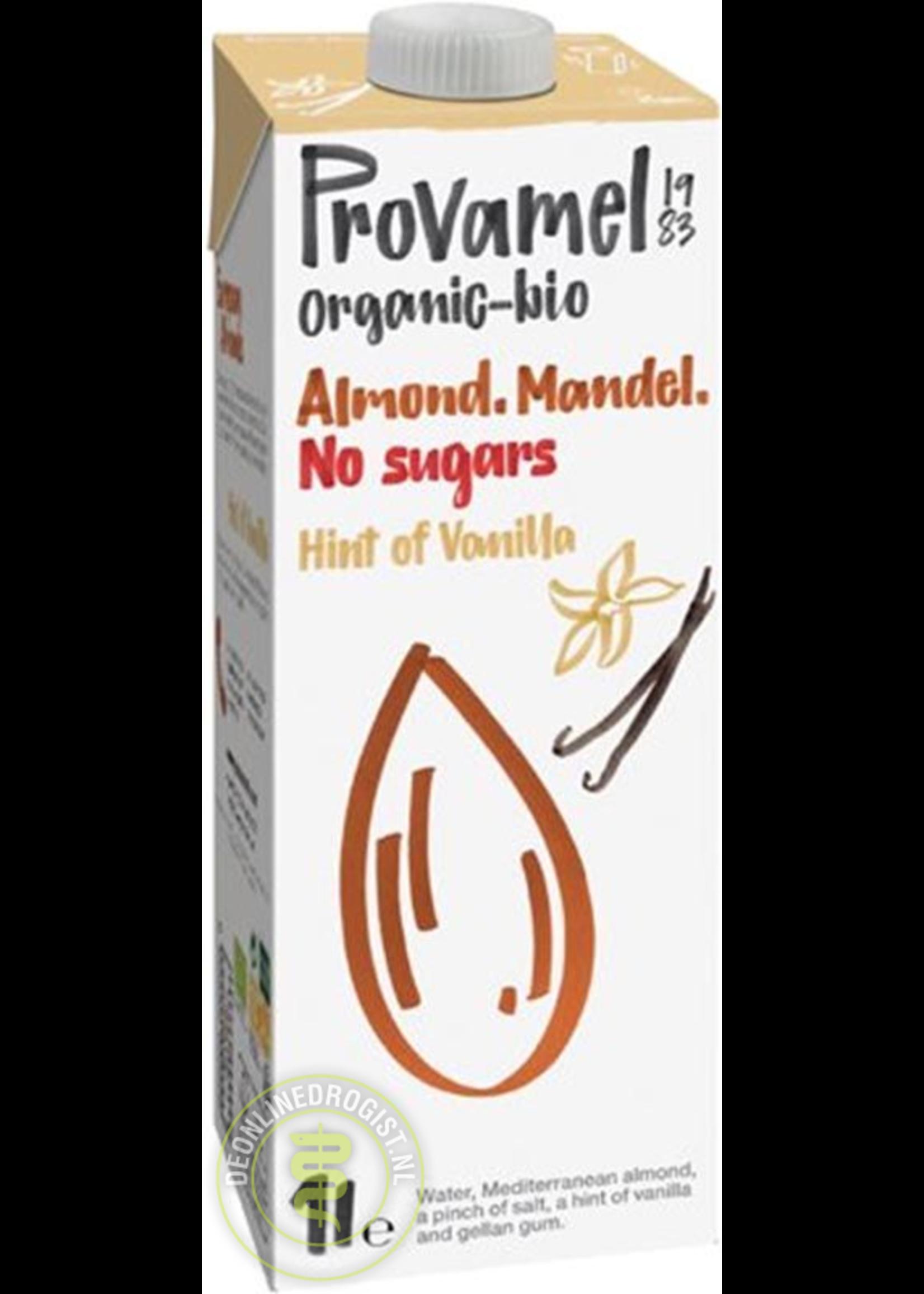 Provamel Amandelmelk hint vanille Provamel