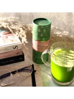 The green gold Matcha thee The green gold