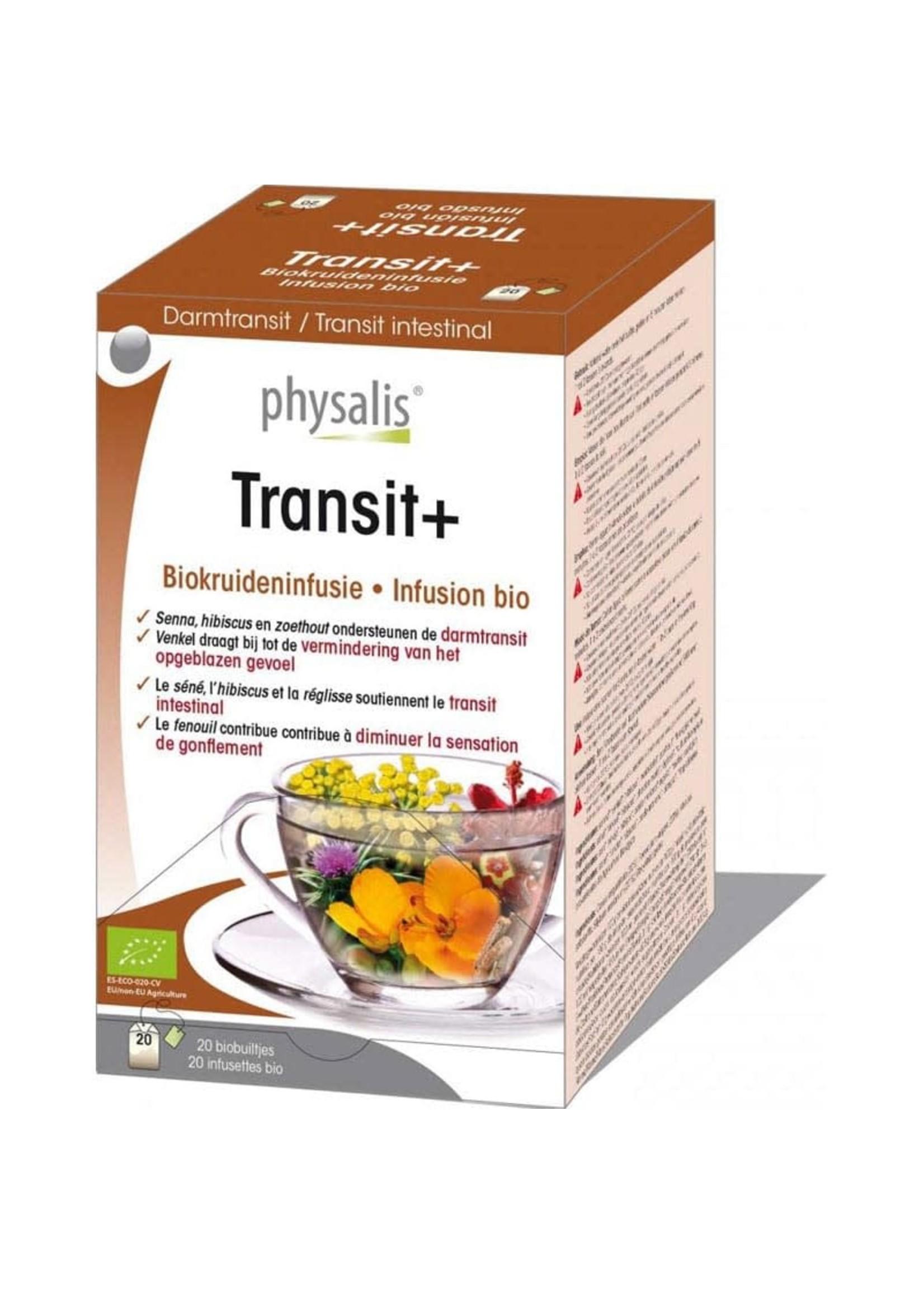 Physalis Kruideninfuus Transit Physalis