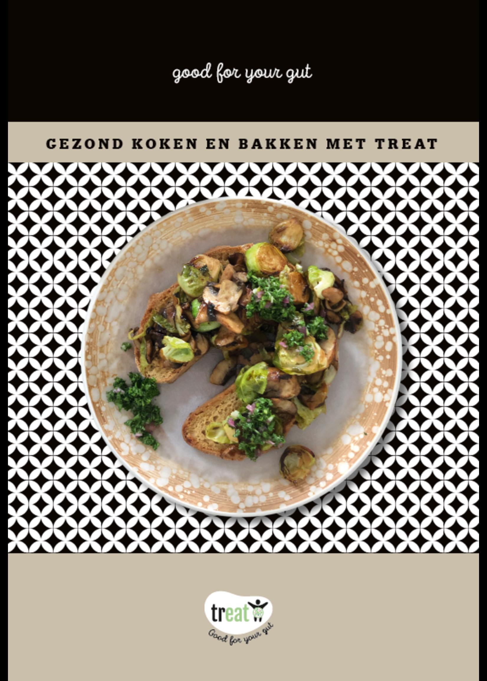 Tr-eat Good for your gut boek Tr-eat