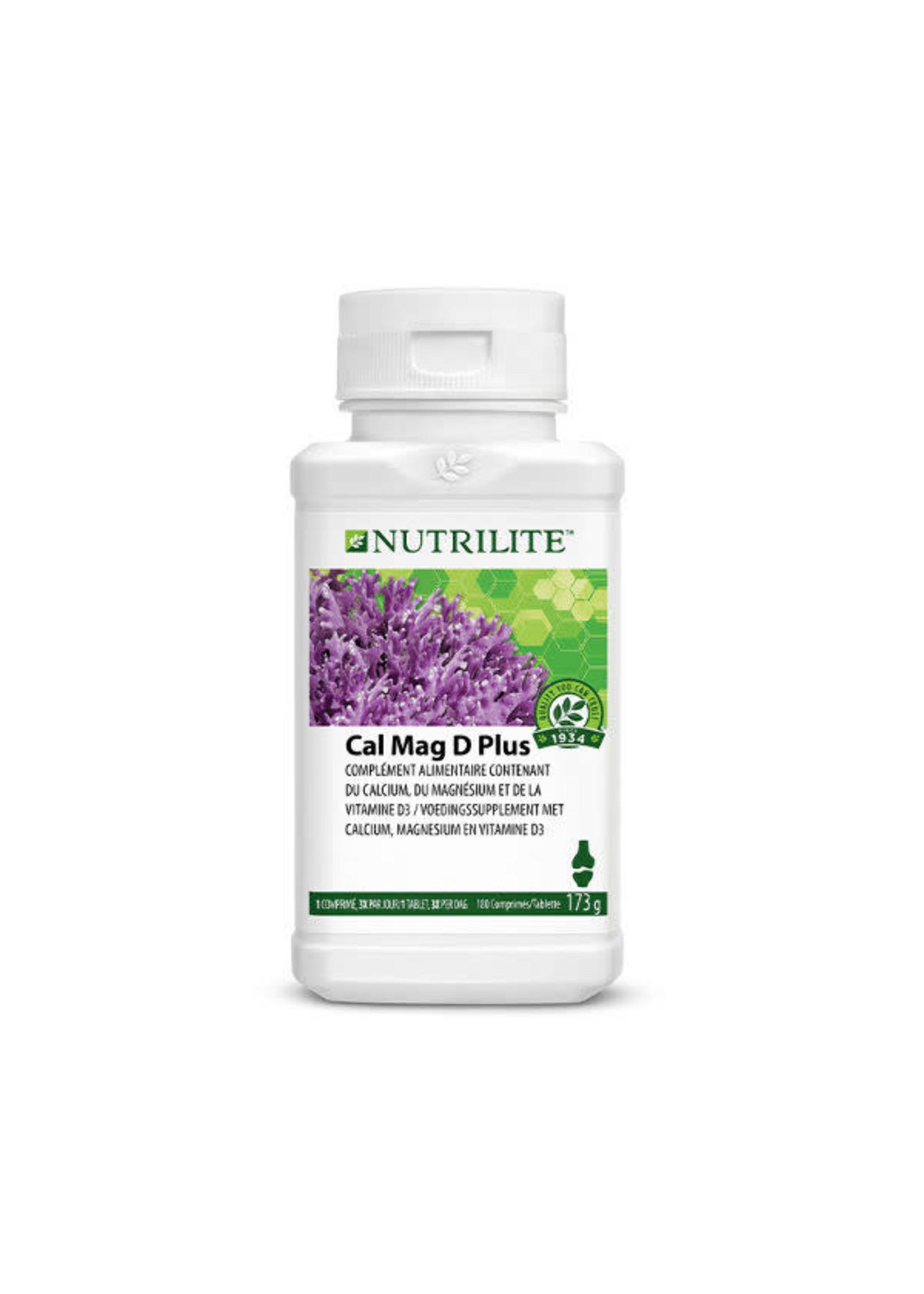 Nutrilite Calcium Magnesium vit D Nutrilite