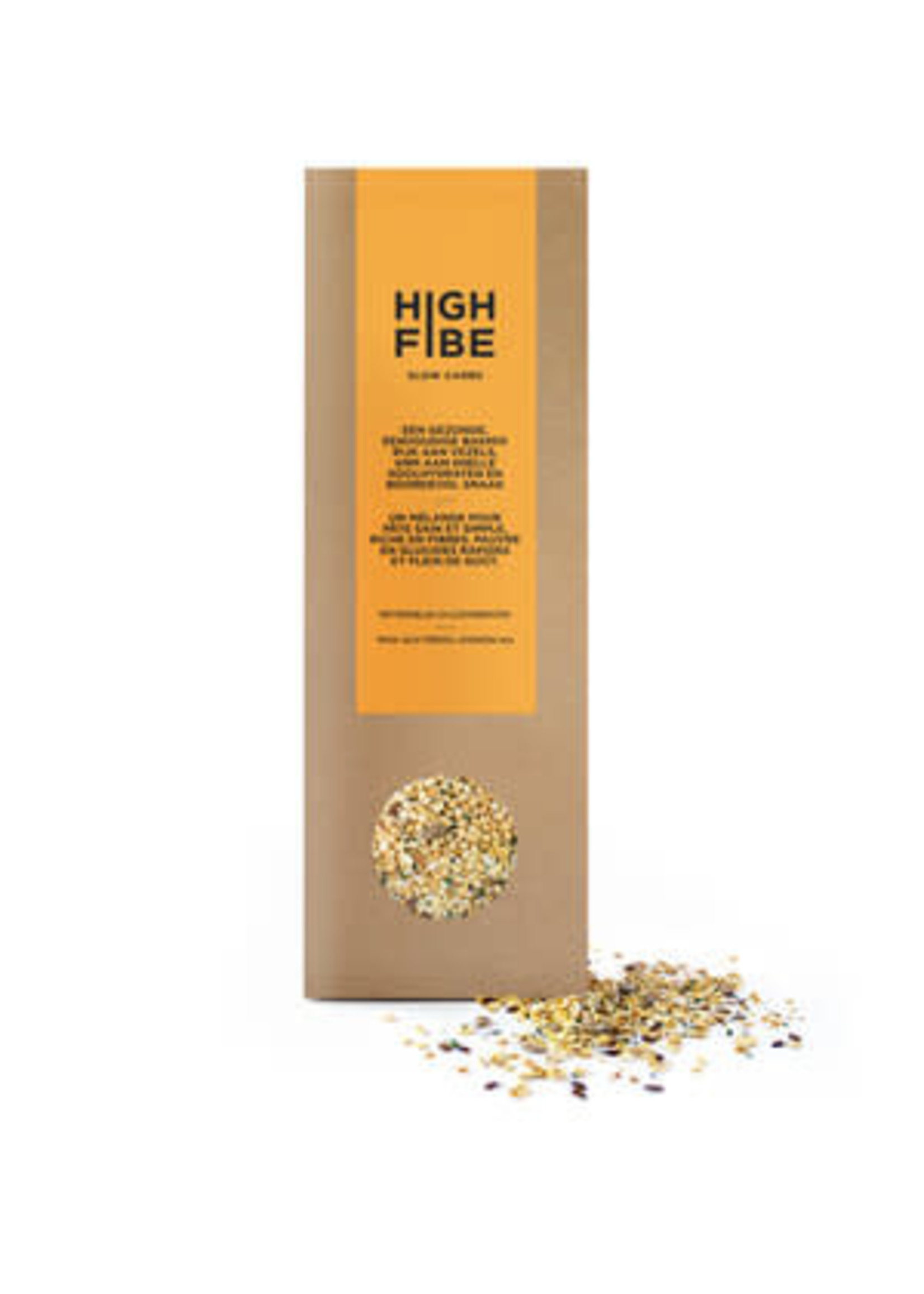 High Fibre Broodmix Peterselie-Ui-Look High Fibre