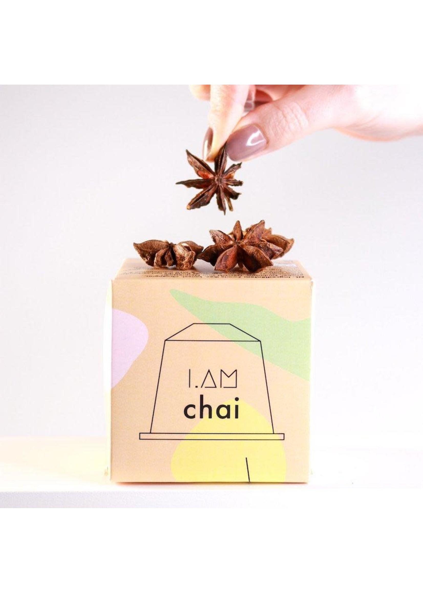 I AM Capsules chai I.AM