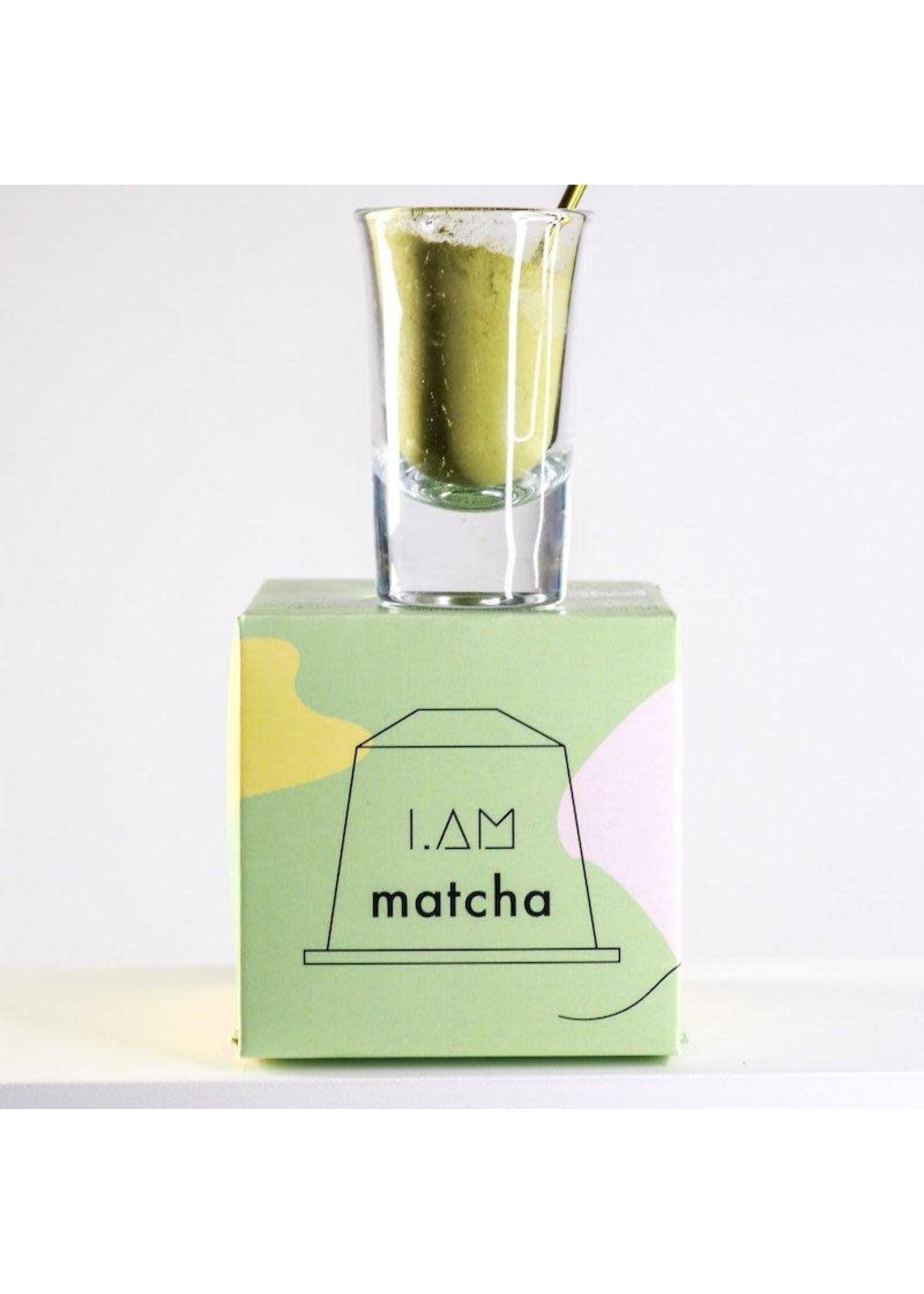 I AM Capsules matcha I.AM