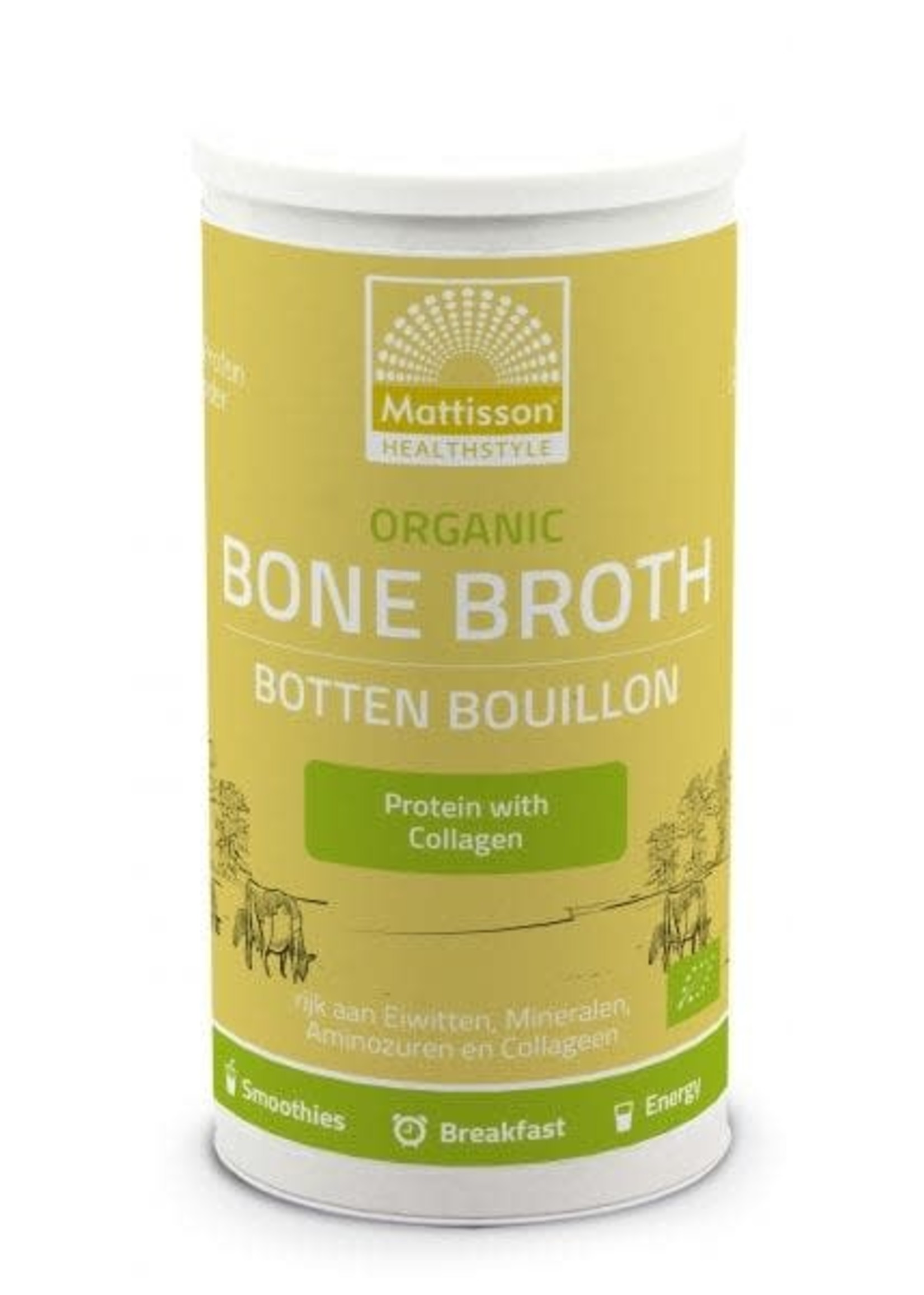 Mattisson Organic Bone Broth botten bouillon Mattisson