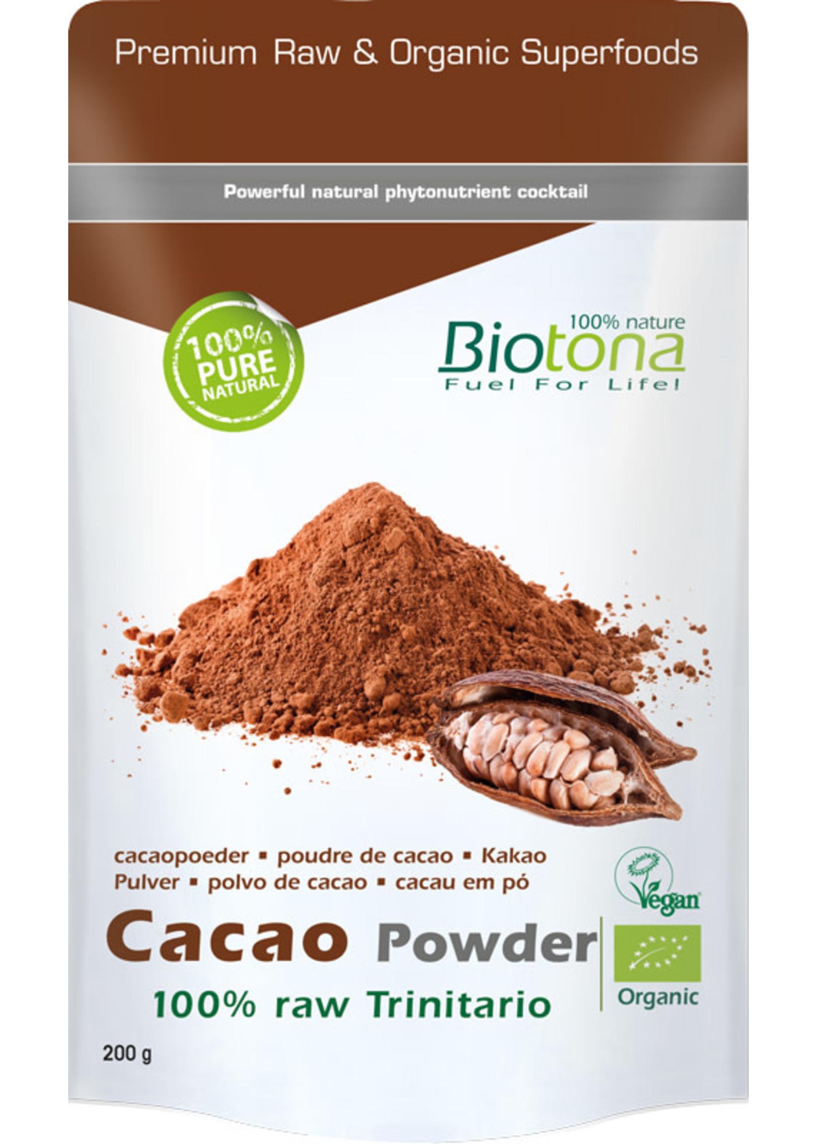 Cacao raw Biotona