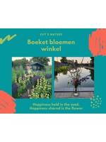 Evygoesnature Boeket bloemen winkel Evygoesnature