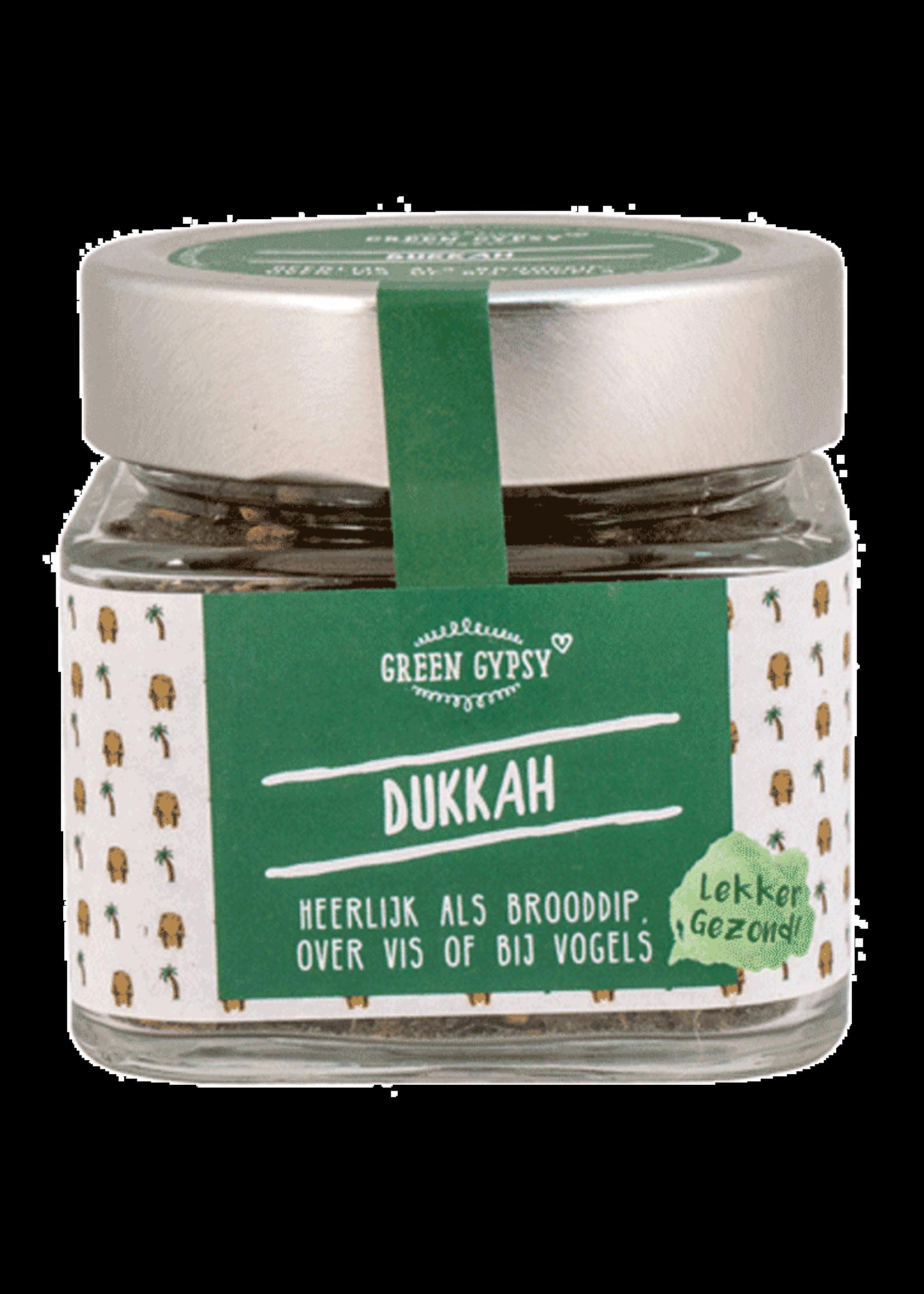 Green Gypsy Spices Kruidenmix Dukkah Green Gypsy