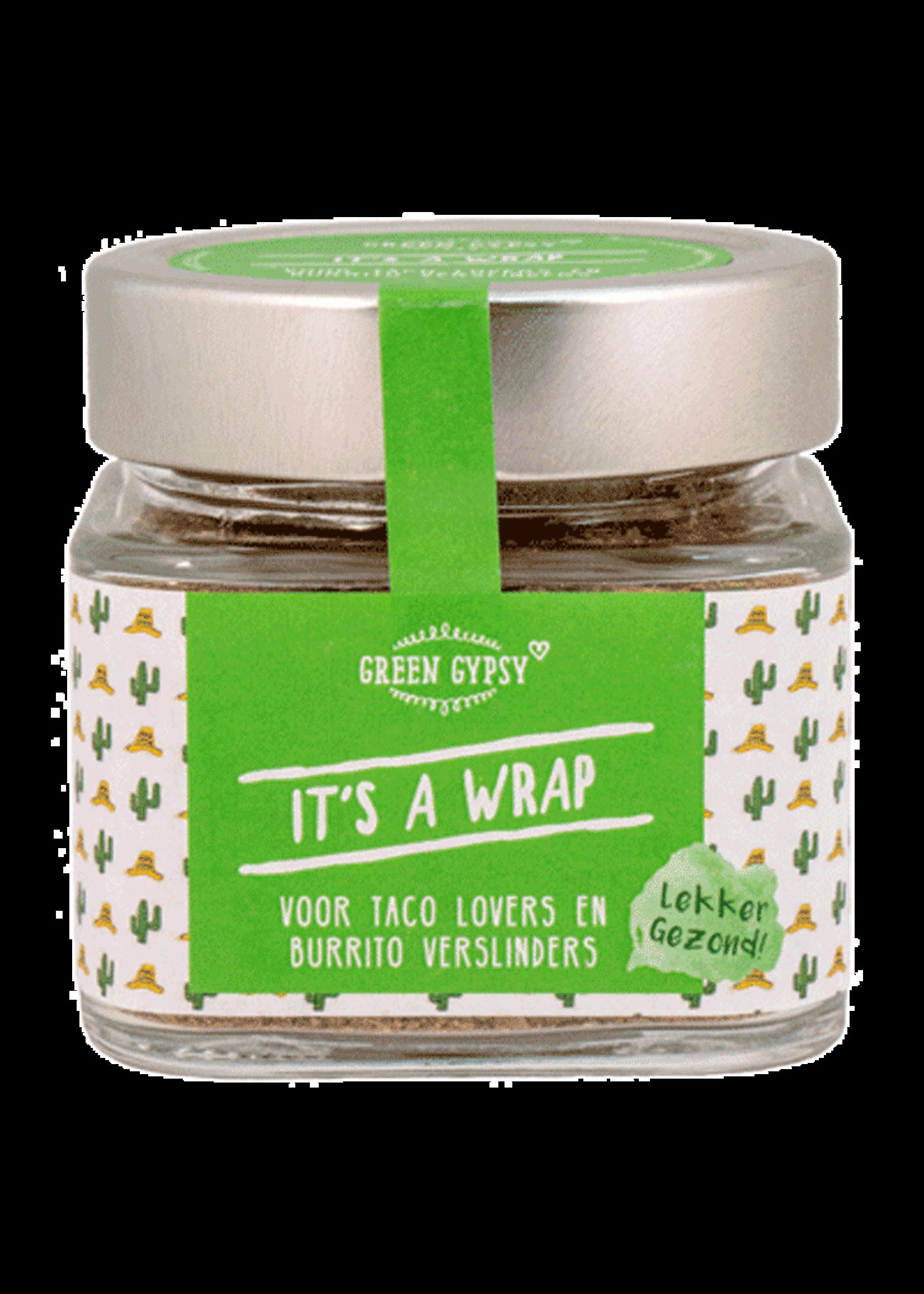 Green Gypsy Spices Kruidenmix It's A Wrap Green Gypsy