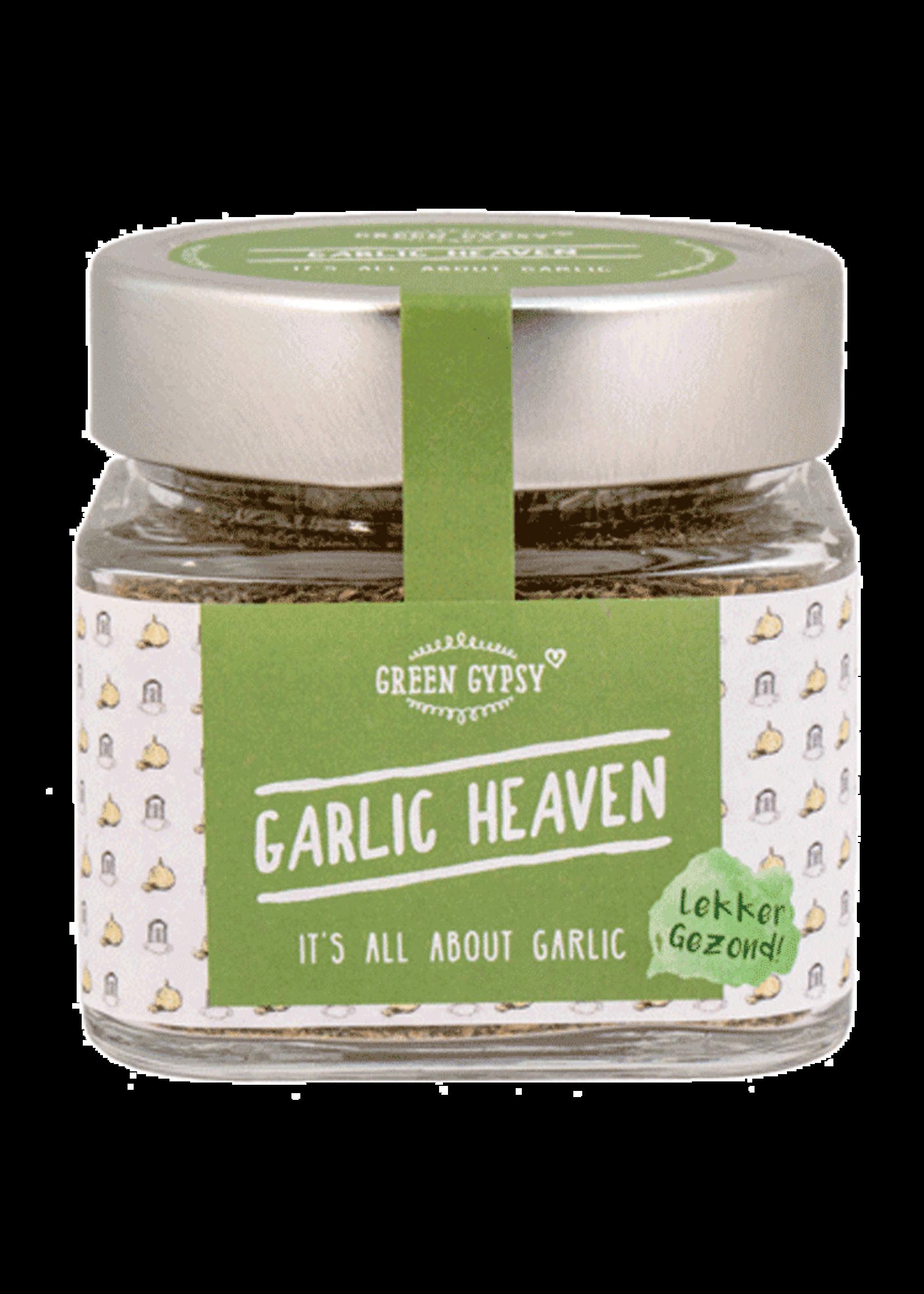 Green Gypsy Spices Kruidenmix Garlic Heaven Green Gypsy