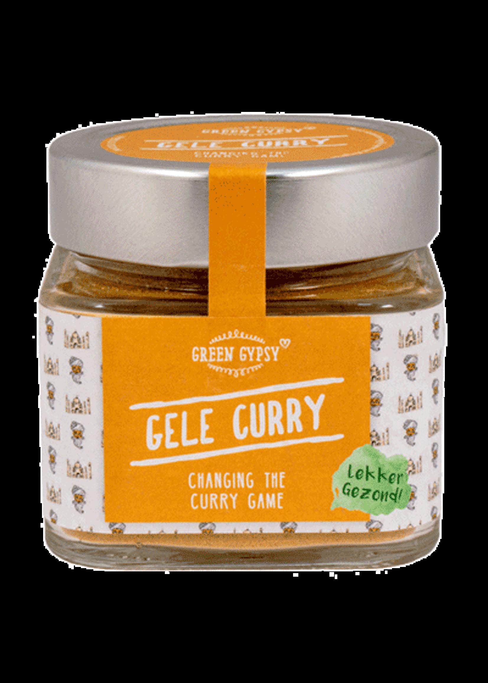 Green Gypsy Spices Kruidenmix Gele Curry Green Gypsy