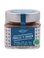 Green Gypsy Spices Kruidenmix Muscles 4 Chicken Green Gypsy