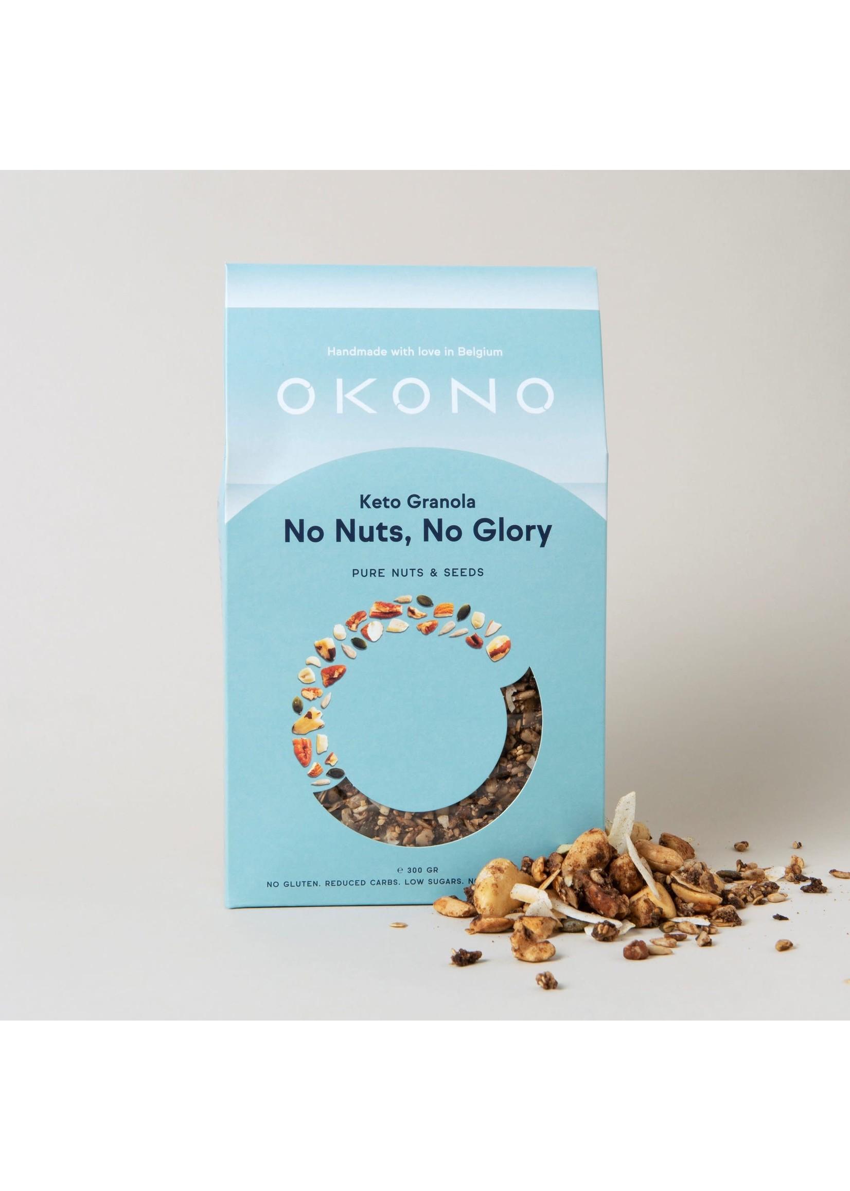 Okono No Nuts, No Glory Okono