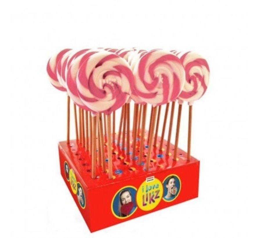 Roze Lolly 45 gram