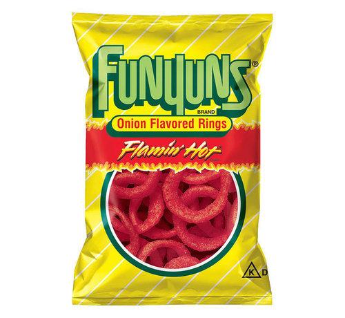 Funyuns Flaming Hot Funyuns