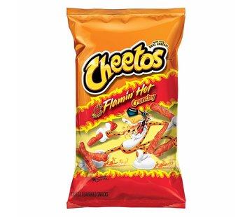 Cheetos Cheetos Flamin Hot Crunchy