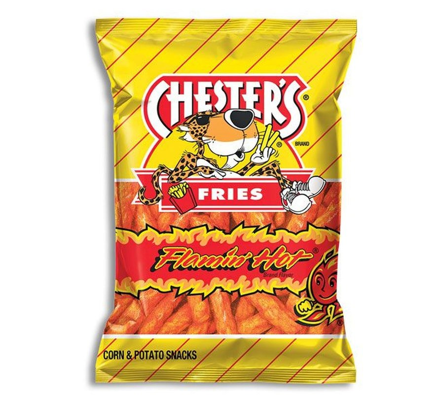 Chester's Flamin Hot Fries
