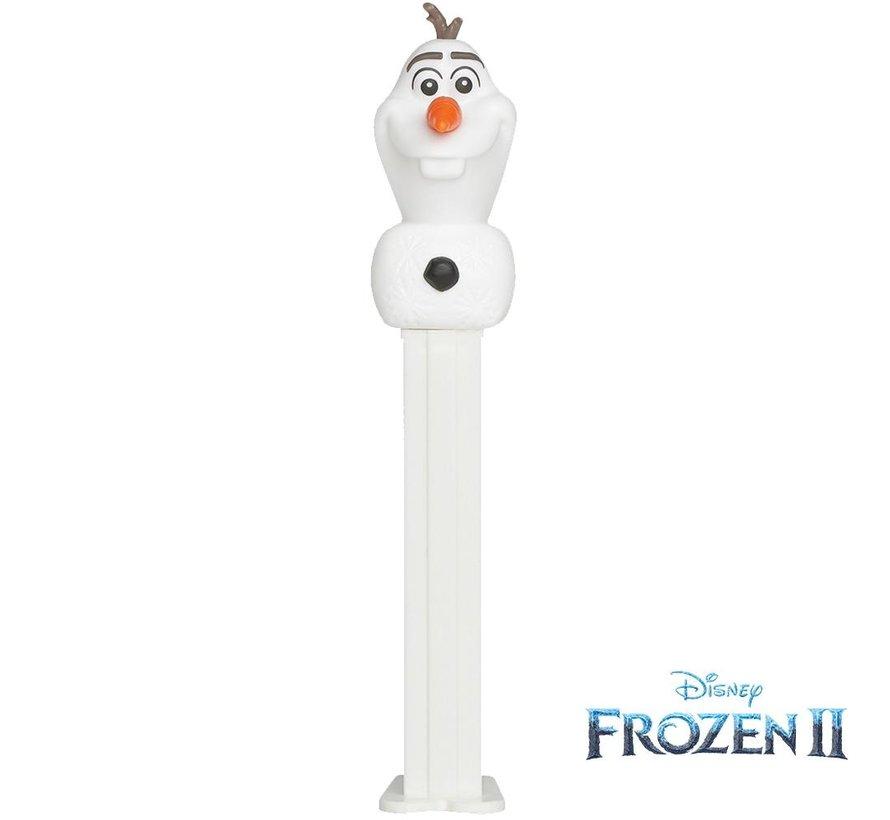 Pez Olaf poppetje