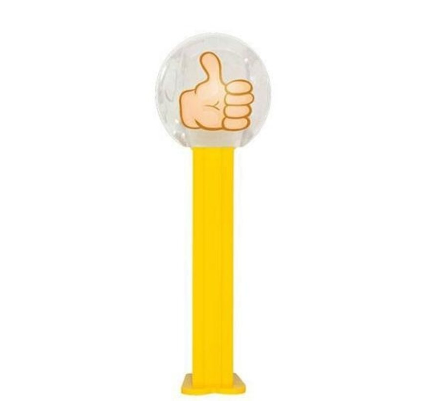 Pez Thumbs Up poppetje
